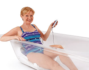 The Inflatable Bath Lift