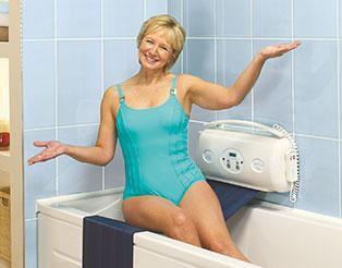 Bath Lifts, Bathmate, Bath Belts