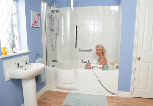 Ultimate shower bath ultimate walk in bath shower for Bath ultimate